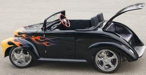 39 Roadster Golf Cart